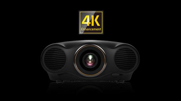 Độ phân giải siêu cao 4K Ulr tra cho hình ảnh sắc nét, chân thực.