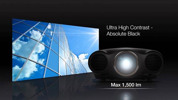 Máy chiếu 4k Epson EH-LS10000
